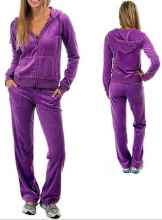 Purple Active Wear