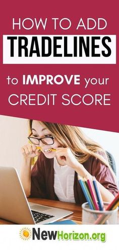 How Do GOOD Credit Repair Companies Increase Your Credit Score….They Add TRADELINES! #creditrepair
