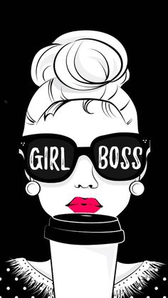 Iphone Wallpaper Girl Boss You are in the right place about girl boss quotes hustle Here we offer you the most beautiful pictures about the girl boss style you are looking for. When you examine the Iphone Wallpaper Girl Boss part of[. Boss Wallpaper, Wallpaper Backgrounds, Girl Iphone Wallpaper, Iphone Wallpaper Drawing, Whatsapp Logo, Mode Poster, Illustration Mode, Fashion Illustration Hair, Girl Boss Quotes