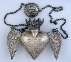 iheartloons:  Allegory of Pneuma or Divine Breath (second half of the eighteenth century). Anon. (New Spain)