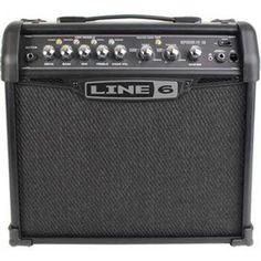 Line 6 Spider IV 15 Guitar Combo Amplifier
