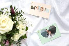 DIY Muttertagskarte mit Foto basteln