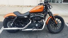 Harley-Davidson : Sportster 2014 Harley-Davidson® XL883N - Sportster® Iron 883 - http://www.legendaryfind.com/carsforsale/harley-davidson-sportster-2014-harley-davidson-xl883n-sportster-iron-883-7/