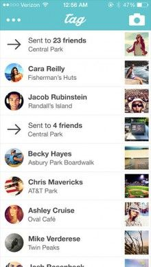 Tag for iPhone lets you selectively share your location so your friends can find you