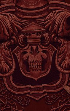 Crimson Peak - Legendary's Art Series | Abduzeedo Design Inspiration