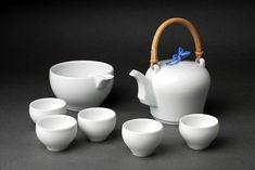 CERAMIC ART / PHOTO BY GRAFUN : 네이버 블로그 Sugar Bowl, Ceramic Art, Bowl Set, Photo Art, Tea Pots, Ceramics, Tableware, Ceramica, Pottery