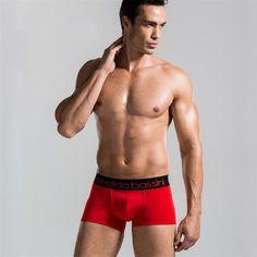 10 Colors Male Panties Sexy Underwear Men's Sports Boxers Top Quality Modal Black Underwear Shorts Men Boxer