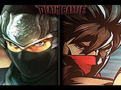 DEATH BATTLE! - Ryu Hayabusa VS Strider Hiryu