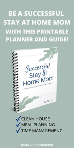 Do you want to have better time management as a stay at home mom? You need this printable guide to creating daily routines and cleaning schedules. #stayathomemom #sahm #timemanagement #daily #rotuines #schedule #printable #planner Schedule Printable, Baby Schedule, Toddler Schedule, Printable Planner, 1 Year Old Meals, Getting Organized At Home, Mom Planner, Christian Homemaking, Good Time Management