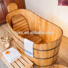 Goedkope vrijstaand bad, houten bad-inBad& whirlpools van badkamer op m.dutch.alibaba.com.