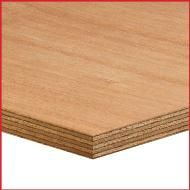 WBP Plywood Far Eastern BB/CC 2440 x 1220mm