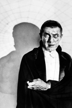 Bela Lugosi in a publicity photo for Dracula (1931)