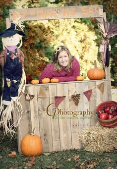 Fall Pumpkin Stand Prop | Photography | Props  CPhotography©2013 of Pa