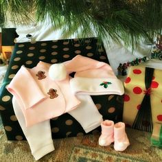 4 Preemie and Newborn Sizes Luck of the Irish Pink Baby Girl 4 Piece Clothing