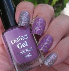 The Clockwise Nail PolishReview: Purple Professional 78 Amethyst