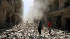 Aleppo bombing 2016 - the latest news from Al Jazeera