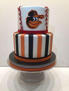 #Orioles cake For La Cakerie