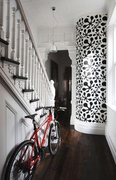 Park Street House | Australian Design Review | Photo by Sharryn Cairns  #Interior #Design #Minimal #House #Decor