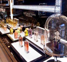 Todavía no he tenido ocasión de visitar la Maison Guerlain en Madrid ...
