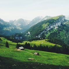 Mein Schweizer Sommer - von Bergen und Palmen - Reisetipps Bergen, Mountains, Instagram, Nature, Travel, Swiss Guard, Tourism, Tours, Travel Advice