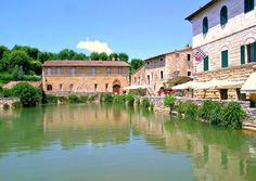 Un week end a Bagno Vignoni, tra terme e storia