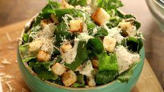 Caesar Salad Recipe | Homemade Caesar Salad | The Bombay Chef - Varun In...