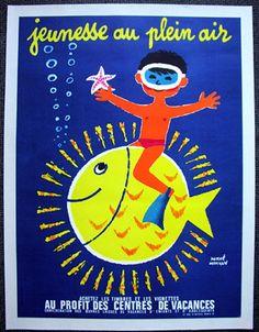 Herve Morvan - poster art