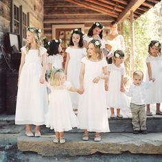 As a nod to the couple's line of farming and ranching families, they chose a homestead wedding in Montana that celebrated the great outdoors in every way. Rustic Wedding Inspiration, Walking Down The Aisle, Bridesmaid Dresses, Wedding Dresses, Kirchen, Rustic Chic, The Great Outdoors, Homesteading, Couples
