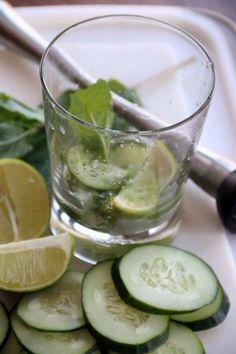 Summer Vodka Drink … Cleanse