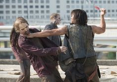The Walking Dead Season 5 Episode Photos - Daryl Dixon (Norman Reedus) in Episode 6 Photo by Gene Page/AMC