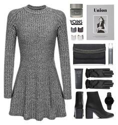 """yoins 29"" by tania-maria ❤ liked on Polyvore featuring Luv Aj, Neutrogena, Sachajuan, Bliss, CLUSE, yoins, yoinscollection and loveyoins"