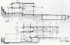 Paul Rudolph - NCMH Modernist Masters Gallery 1995 - The Edmund Cheng Residence, Singapore. The project architect was Frederick Gibson. Built. Status and address unknown.