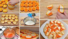 İki renkli portakal dilimleri | Mutfak | Pek Marifetli!