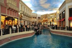 The Venetian Hotel Las Vegas - Gli hotel a tema più stravaganti al mondo!