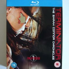 Terminator The Sarah Connor Chronicles Season 1 Blu-ray Disc Used Region B