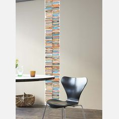 Books Wall Sticker, 50€, now featured on Fab.