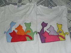 Camiseta de Adulto <br>Modelo Baby Look <br> <br>Cor: Branca ou Preta <br>100% algodão <br>tamanhos disponíveis p, m g ou gg <br> <br>Também usadas para fazer Artesanatos em geral, como Appliqué, Bordados, etc <br> <br>Fabricante: Ponto Cheio