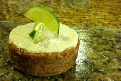 Coconut Lime Chiffon Pie (vegan, paleo, raw-esome)