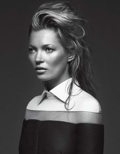 Kate Moss by Bryan Adams for Zoo Magazine Fall Winter 2013-2014 2