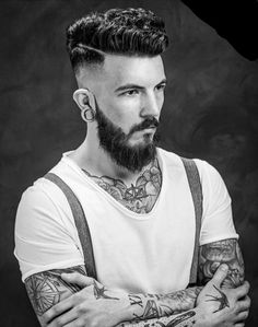 Tattoo Ideas Modern PompadourRockabillyTattoo