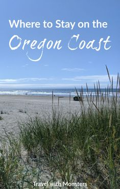 Wondering where to stay on the Oregon Coast? From Seaside to Cannon Beach to Tillamook to more.here's the guide you need! Wondering where to stay on the Oregon Coast? From Seaside to Cannon Beach to Tillamook to more.here's the guide you need! Oregon Coast Roadtrip, Southern Oregon Coast, Oregon Beaches, Oregon Road Trip, Oregon Usa, Oregon Travel, Seaside Oregon Hotels, Ocean View Resort, Canon Beach