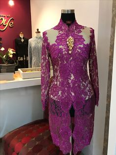 Kebaya Pink, Vera Kebaya, Kebaya Lace, Kebaya Hijab, Kebaya Brokat, Batik Kebaya, Kebaya Dress, Kebaya Muslim, Blouse Batik