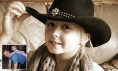 Girl, 8, diagnosed with BREAST CANCER