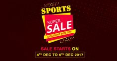 #Flash #Sports Private Limited announcing the #sale on branded sports #gears. for more detail please visit our website - https://isupersport.com sportindia Isupersport.com #head #nivia #yonex #dhs