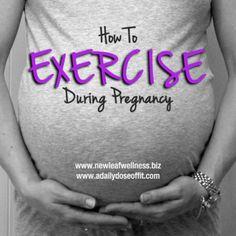 Training for a half marathon while pregnant - New Leaf Wellness
