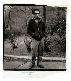 Diane Arbus, Frank Stella, silver print, 1966.