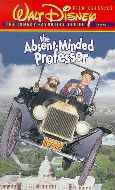 The Absent-Minded Professor (1961) starring Fred MacMurray, Nancy Olson & Keenan Wynn