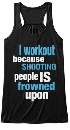 Believe in Yourself WOMAN TANK TOP motivation gym workout training humor tee