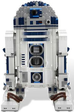 LEGO STAR WARS 10225 ULTIMATE BUILD R2 D2  Brand New Limited Edition R2D2 Poster
