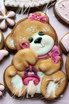 Baby Bear Cookie
